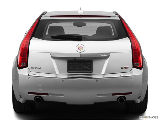 2011 Cadillac CTS-V Wagon