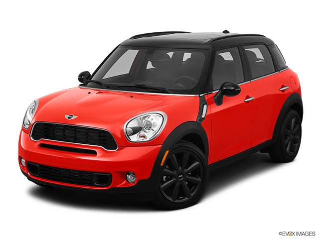 2011 MINI Cooper Countryman