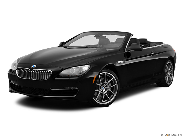 2012 BMW 6 Series