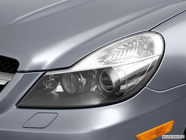 2012 Mercedes-Benz SL-Class