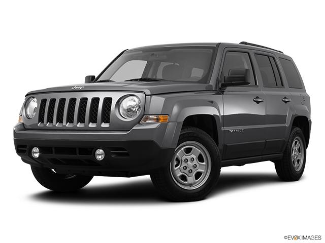 2012 Jeep Patriot