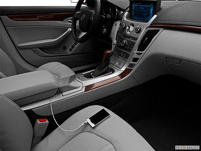 2012 Cadillac CTS Wagon