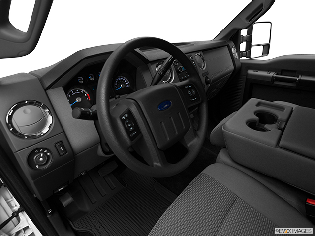 2012 Ford Super Duty F-350 DRW