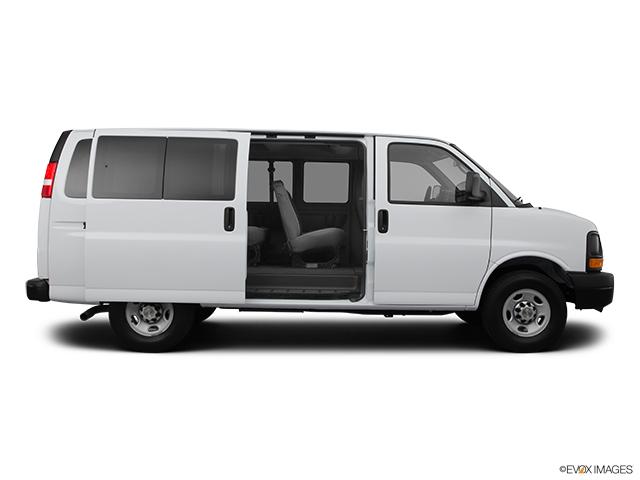 2012 Chevrolet Express Passenger