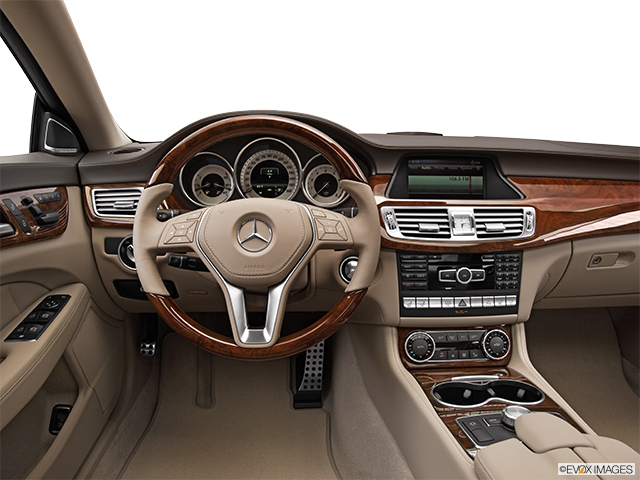 2013 Mercedes-Benz CLS-Class