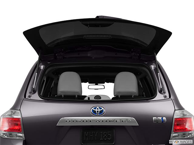 2013 Toyota Highlander Hybrid