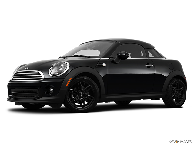2013 MINI Cooper Coupe