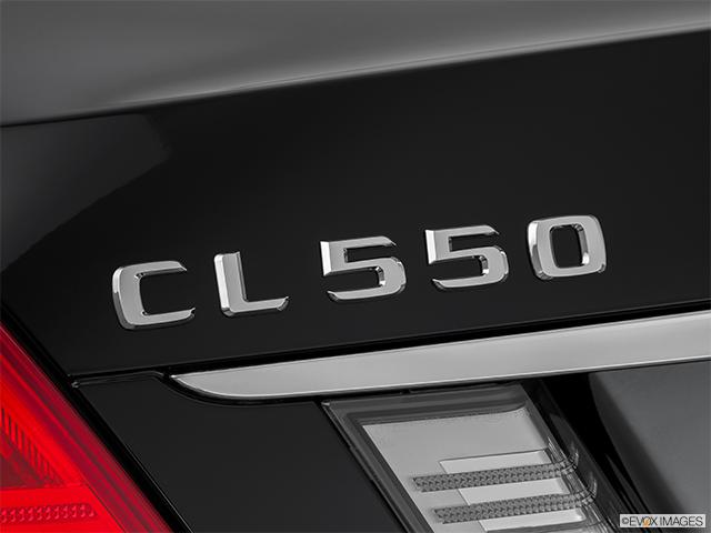 2014 Mercedes-Benz CL-Class