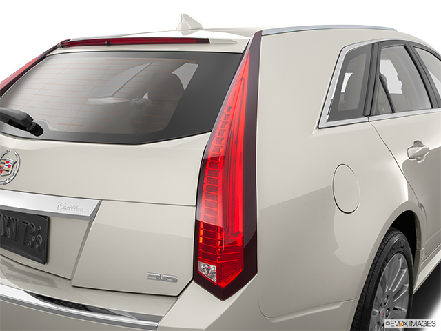 2014 Cadillac CTS Wagon