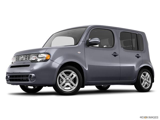 2014 Nissan cube
