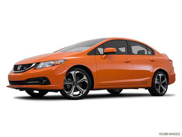 2015 Honda Civic Sedan
