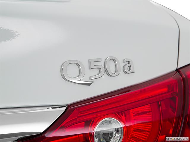 2015 INFINITI Q50