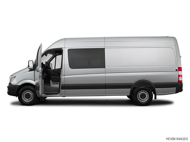 2015 Mercedes-Benz Sprinter Crew Vans