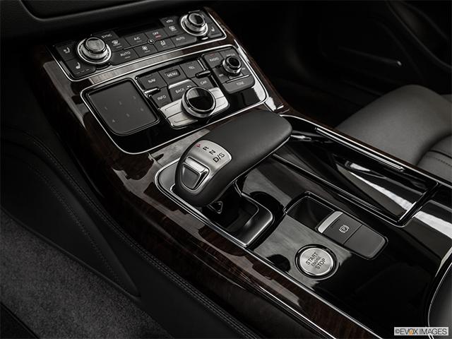 2015 Audi A8 L
