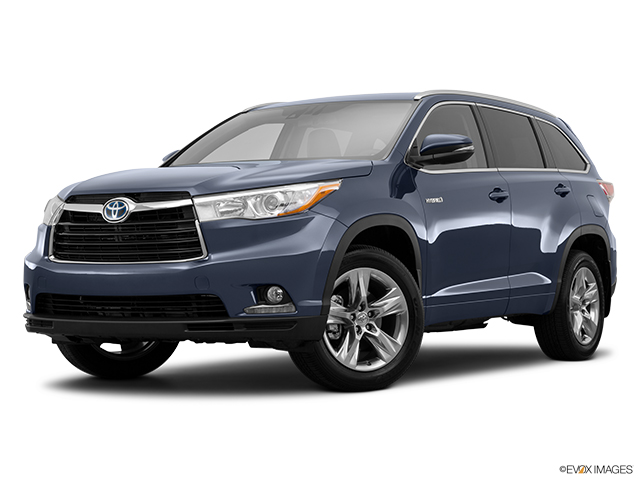 2015 Toyota Highlander Hybrid