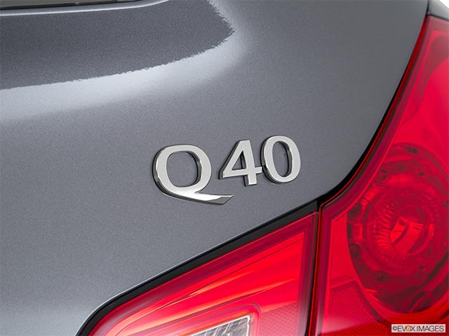 2015 INFINITI Q40