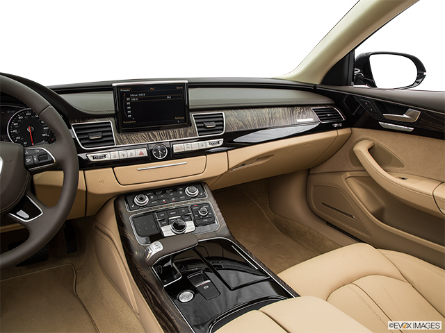 2016 Audi A8 L
