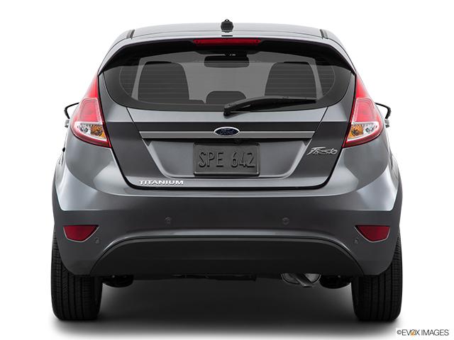2016 Ford Fiesta