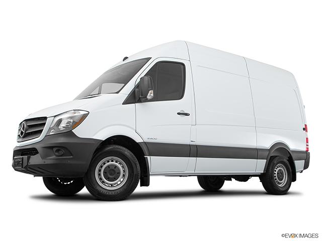2016 Mercedes-Benz Sprinter Cargo Vans