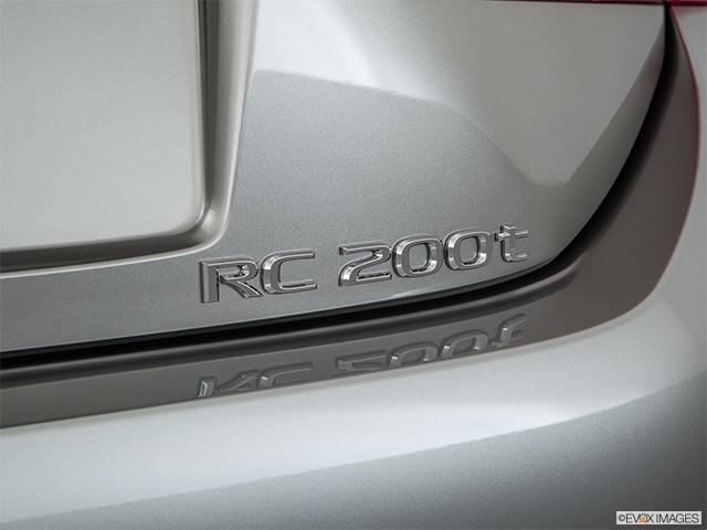 2016 Lexus RC 200t