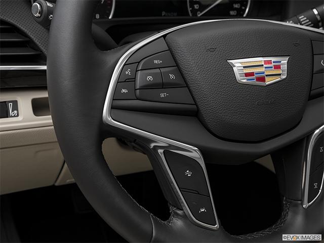2016 Cadillac CT6 Sedan