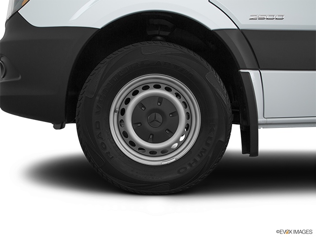 2017 Mercedes-Benz Sprinter Crew Van