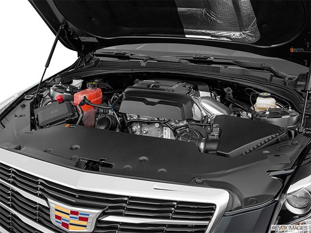 2017 Cadillac ATS Coupe