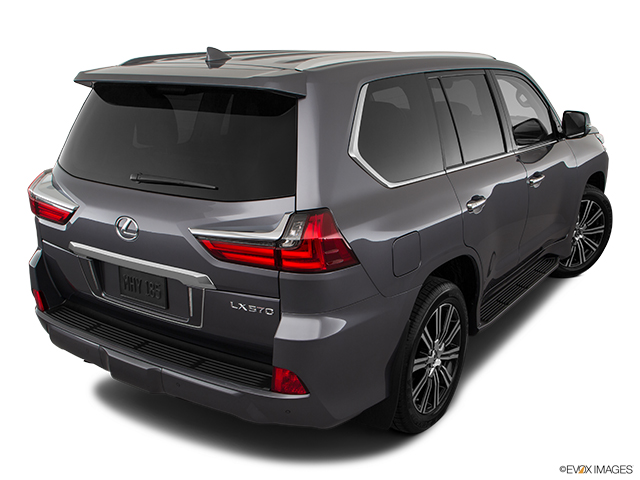 2018 Lexus LX