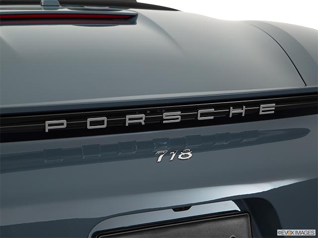 2018 Porsche 718 Boxster