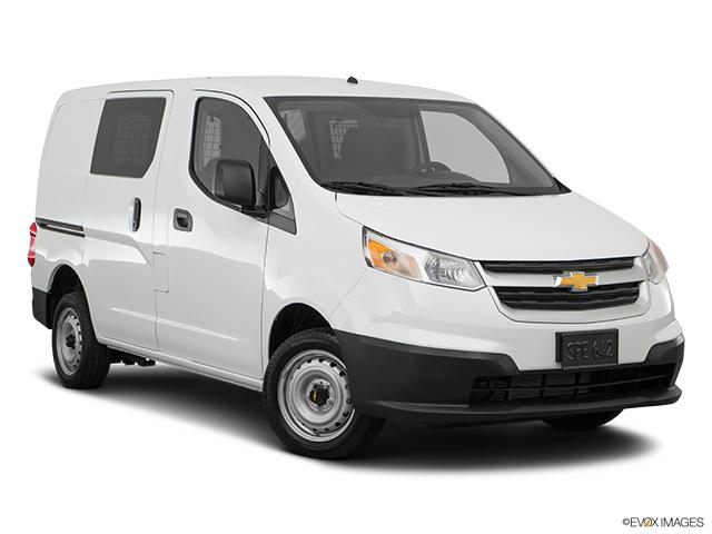 2018 Chevrolet City Express Cargo Van