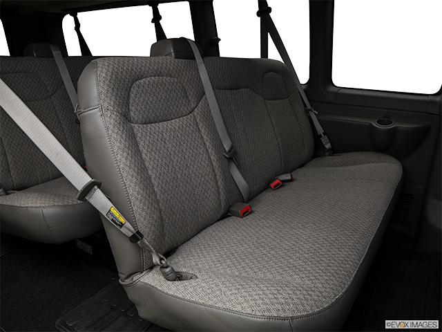 2018 GMC Savana Passenger