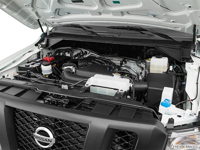 2019 Nissan NV Cargo