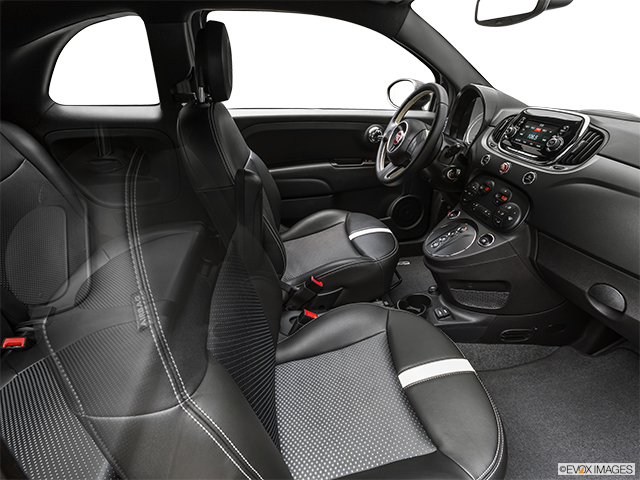 2019 FIAT 500e