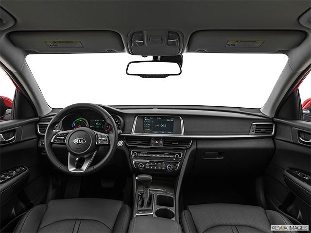 2020 Kia Optima Hybrid
