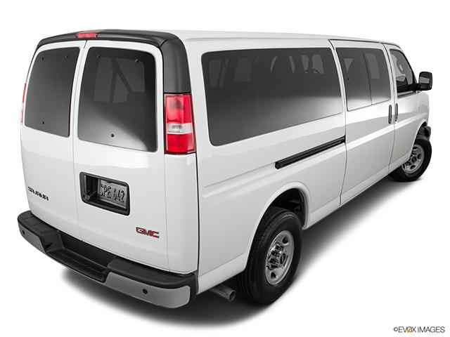 2020 GMC Savana Passenger