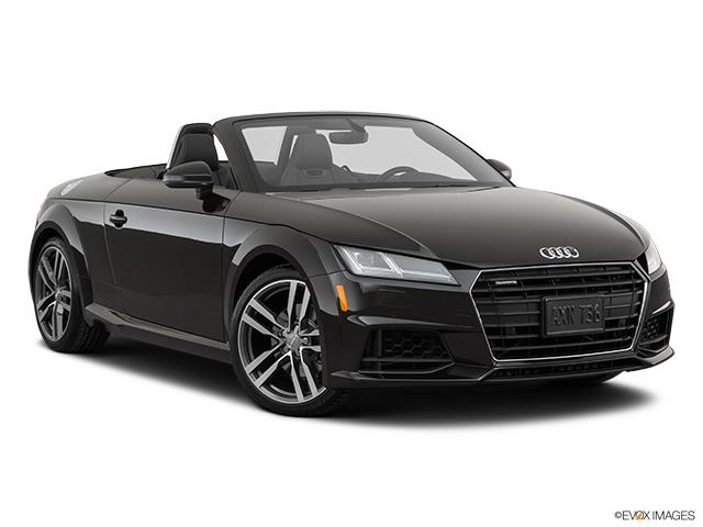 2020 Audi TT Roadster