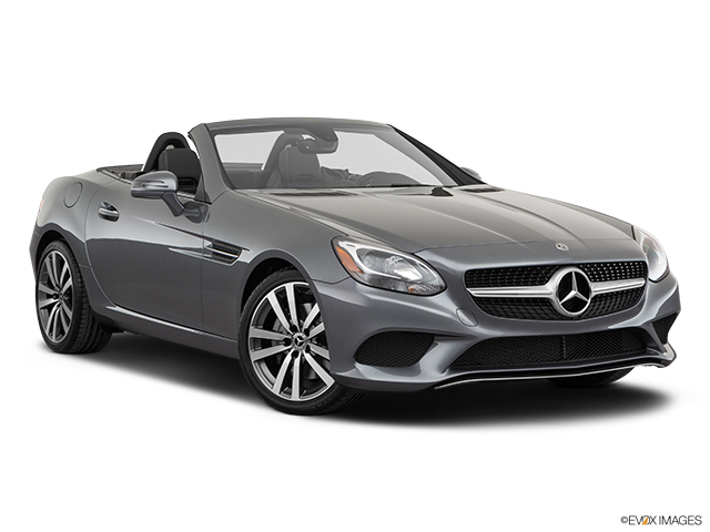 2020 Mercedes-Benz SLC