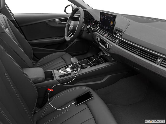 2020 Audi A4 Sedan