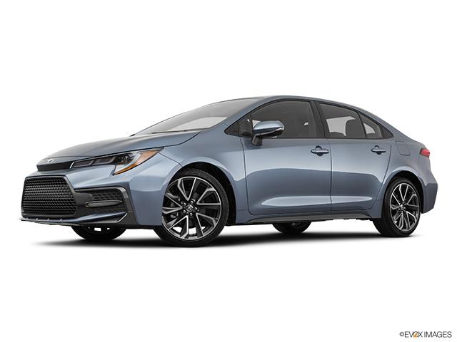 2021 Toyota Corolla