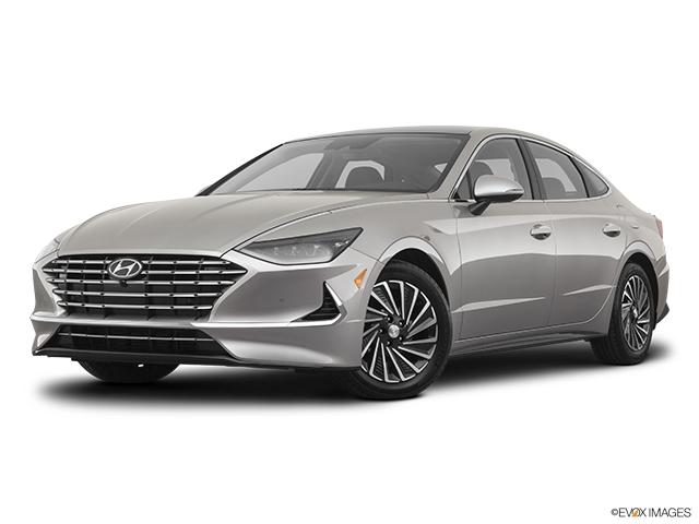 2021 Hyundai Sonata Hybrid