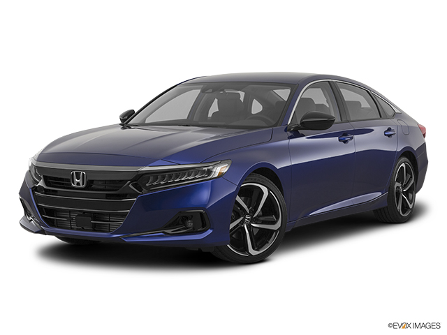 2021 Honda Accord Sedan