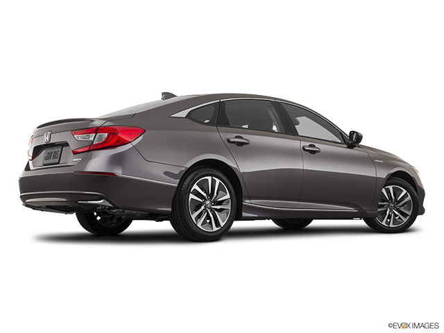 2021 Honda Accord Hybrid