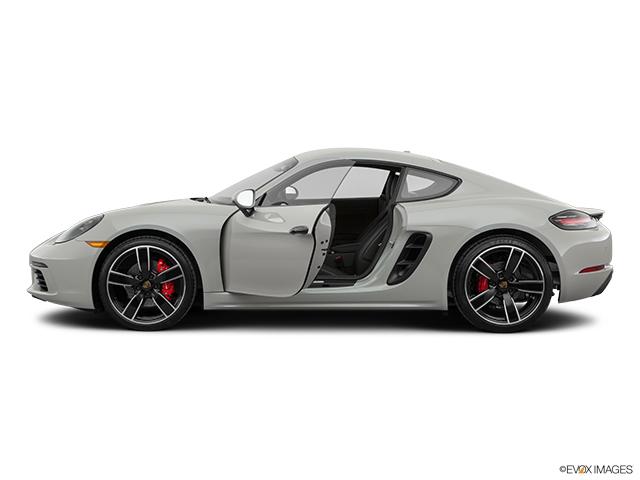 2021 Porsche 718 Cayman