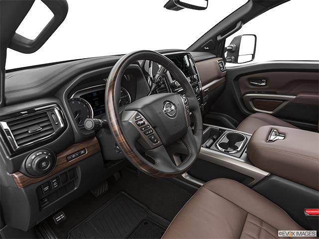2021 Nissan Titan XD